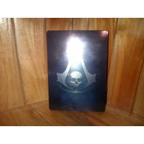 Assassins Creed Iv Black Flag Steelbook Videojuego Xbox 360