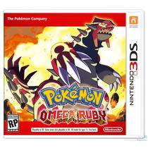 Pokemon Omega Ruby Con Todos Los Pokemon Capturados Shiny