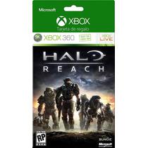 Halo Reach - Xbox 360 - Envio Inmediato