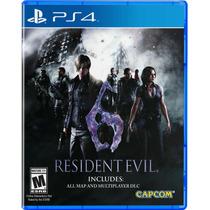 Resident Evil 6 Playstation 4 (físico) Fgk