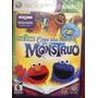 Erase Una Vez Un Monstruo Para Xbox360 Kinect Plaza Sesamo