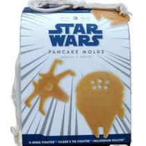 Star Wars Pancake Moldes Juego De 3 Vehículos: X-wing De Com