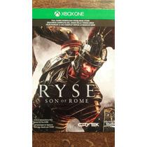 Ryse Os Of Roma Juego Descargable Para Xbox One