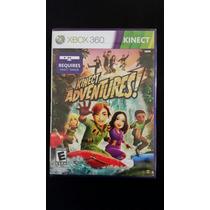 Kinect Adventures Xbox 360 Nuevo Sellado Original