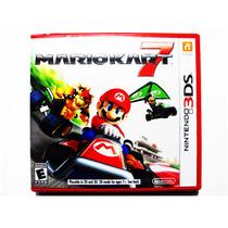 Mario Kart 7 Nuevo - Nintendo 3ds