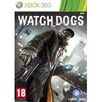 Watch Dogs,plants Vs Zombies Gw Y + Juegos Xbox 360 Licencia