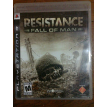 Resistance Fall Of Man - Ps3 - Game Freaks