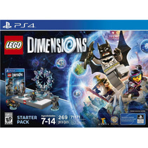 Lego Dimensions - Playstation 4 (ps4)