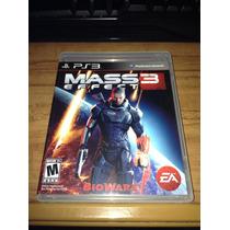 Juego Para Ps3 Mass Effect 3