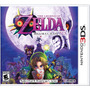 The Legend Of Zelda Majoras Mask 3ds Nuevo Blakhelmet Sp