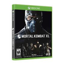 Preventa Mortal Kombat Xl. Para Xbox One ¡spolo En Gamers!