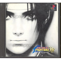 The King Of Fighters 98 Dream Match Never Ends Ps1 Japones
