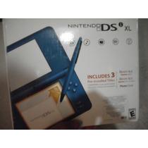 Nintendo Dsi X L Nuevo Con 3 Juegos Preinstalados Y R 4 8gb