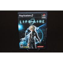 Life Line Para Playstation 2 Completo Excelente Condicion