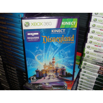 Kinect Disneyland Adventures Nuevo