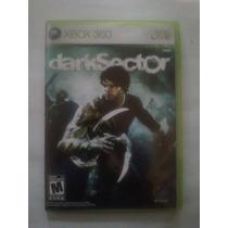 Dark Sector Xbox 360