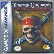 Gba Piratas Of The Caribbean Nuevo Envio Gratis