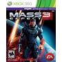 Mass Effect 3 Para Xbox 360 Nuevo Y Sellado Videojuego