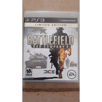 Battlefield 2 Bad Company Limited Edition - Ps3