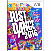 :: Just Dance 2016 M S I :: Para Wii En Start Games