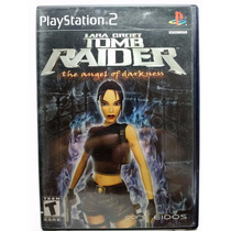 Tomb Raider Angel Of Darkness Playstation 2 Ps2