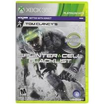 De Splinter Cell Blacklist De Tom Clancy