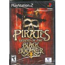 Ps2 Pirates Legend Nuevo Envio Gratis