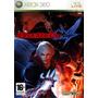Juego Devil May Cry 4 Para Xbox 360 Usado Blakhelmet R E