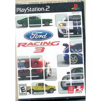 Ps2 Ford Racing 3 Nuevo Envio Gratis