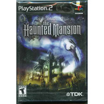 Ps2 Haunted Mansion De Disney Nuevo Envio Gratis