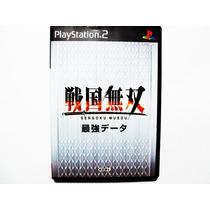 Sengoku Musou Japones Ps2 - Playstation 2 Samurai Warriors