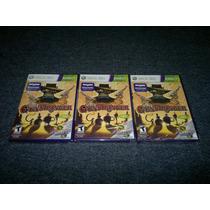 The Gunstringers Kinect Completamente Nuevo Para Xbox 360.