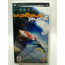 Wipeout Pure Sony Playstation Portable Psp Nuevo Sellado