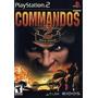 Commandos 2 Men Of Courage Ps2 En Ingles Sin Subtitulos