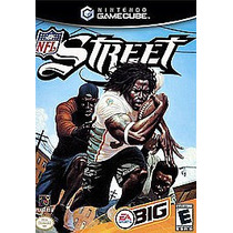 Ea Sports Nfl Street Game Cube Wii