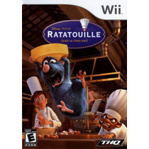 Disney Pixar Ratatouille - Nintendo Wii