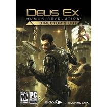 Deus Ex: Human Revolution - Corte Del Director [código De Ju