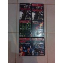 Paquete Videojuegos Playstation 2 Baratos!!!!!!