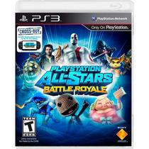 ..:: Playstation All Stars Battle Royale ::.. Para Ps3