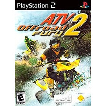 Playstation 2 Atv Offroad Fury 2 Entrega Inmediata !!