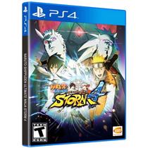 Naruto Shippuden: Ultimate Ninja Storm 4 Ps4 En Start Games