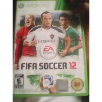 Fifa 12 Xbox 360 , Muy Buen Estado , Usado Barato.