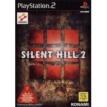 Silent Hill 2 Ps2 Japones