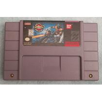 Power Rangers Zeo Battle Racers (super Nintendo)
