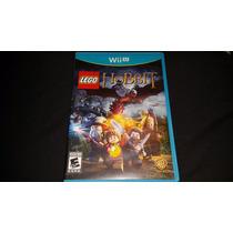 Lego Hobbit Wii U Usado . Cambios Gamer..
