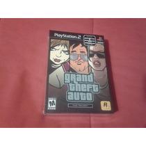 Grand Theft Auto The Trilogy Nuevo Y Sellado Ps2