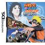 Naruto Shippuden Naruto Vs Sasuke Nintendo Ds Nuevo Au1