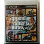 Grand Theft Auto V Para Ps3 Nuevo