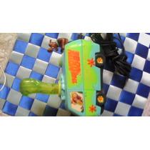 Palanca Maquina Del Misterio Con Juegos De Scooby Doo