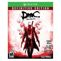 Dmc Devil May Cry: Definitive - Xbox One Nuevo Envio Gratis